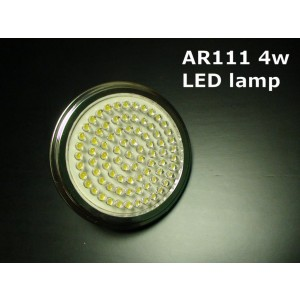 AR111 LED lamp 4w (12v)