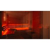 RGBWW (RGB + Soe-Valge) ribakomplektid sauna (IP65)