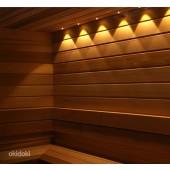 Süvistatavad LED moodulid sauna 1W