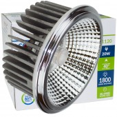 AR111 COB valgustid 230V