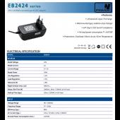 24V IP44 toiteplokid