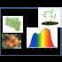 Samsungi / Epistari LED ribade komplektid taimekasvatuseks 24V (riba+profiil+toiteplokk)
