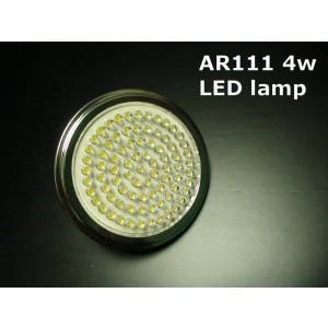 AR111 LED lamp 4w (12v)